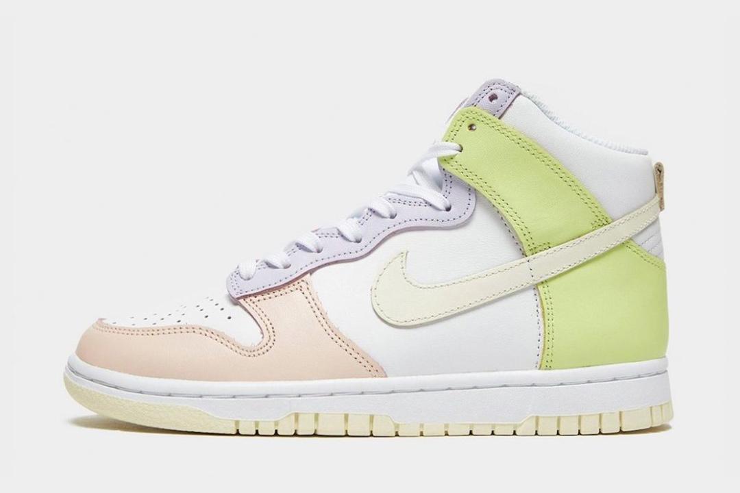"""Nike Dunk High """"Lemon Twist"""" DD1869-108"""