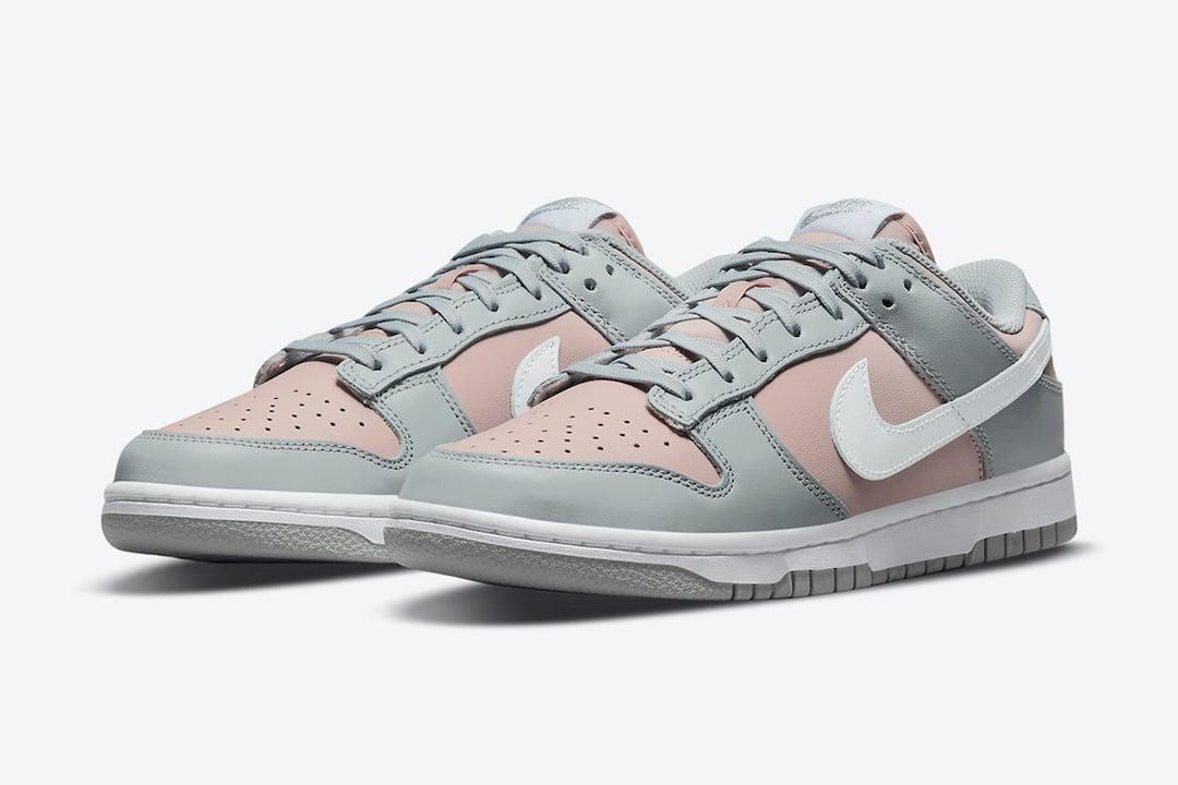 Nike Dunk Low Pink Grey DM8329 600 01