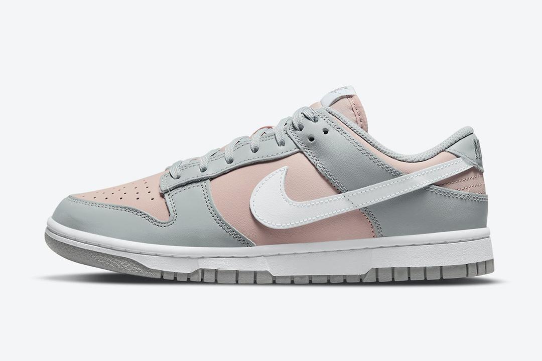Nike Dunk Low Pink Grey DM8329 600 02