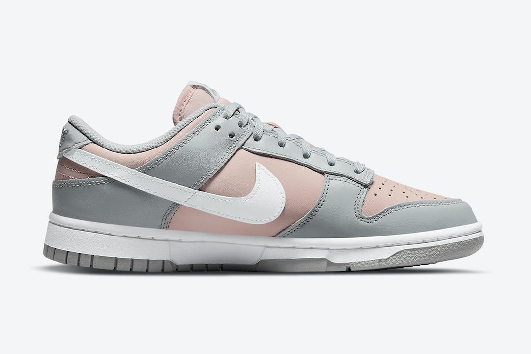 Nike Dunk Low Pink Grey DM8329 600 03