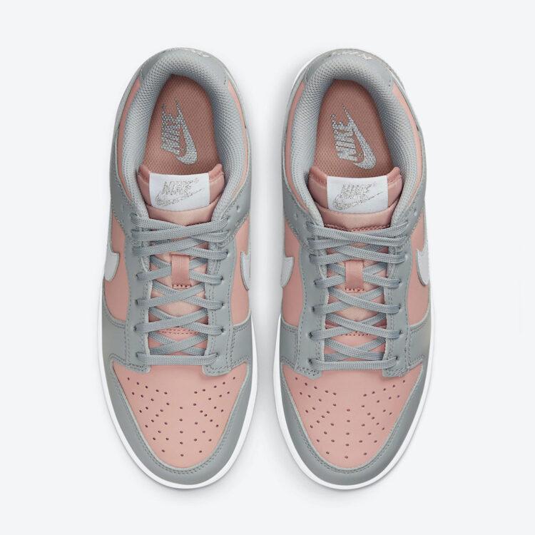 Nike Dunk Low Pink Grey DM8329 600 04 750x750