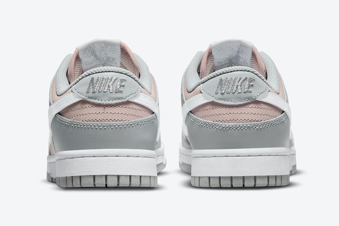 Nike Dunk Low Pink Grey DM8329 600 05