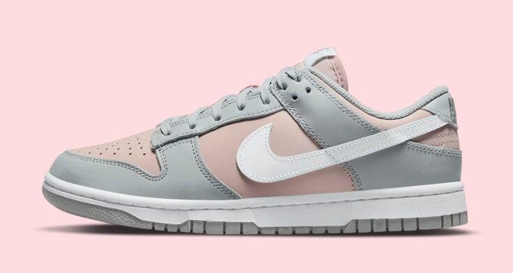 Nike Dunk Low Pink Grey DM8329-600