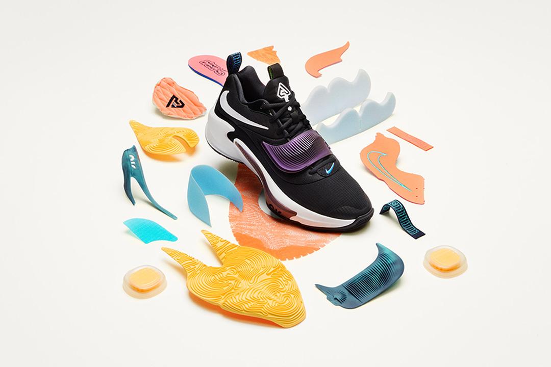 Nike Giannis Zoom Freak 3
