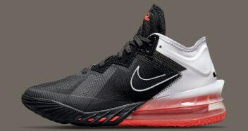 "Nike Lebron 18 Low ""Heart of Lion"" CV7562-002"