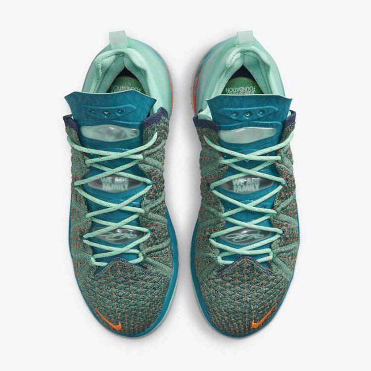 Nike LeBron 18 We Are Family CQ9283 300 03 750x750