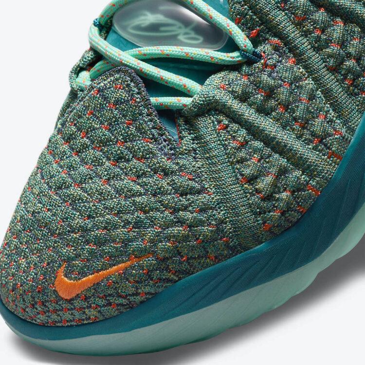 Nike LeBron 18 We Are Family CQ9283 300 07 750x750