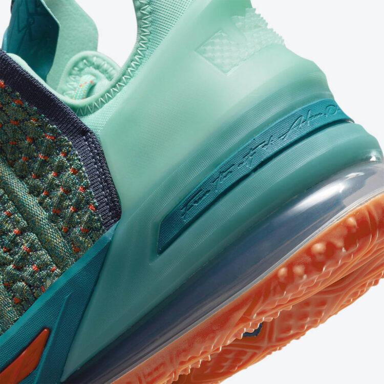 Nike LeBron 18 We Are Family CQ9283 300 08 750x750
