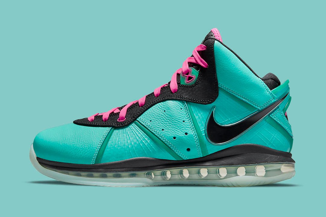 "Nike LeBron 8 ""South Beach"" 2021 CZ0328-400"