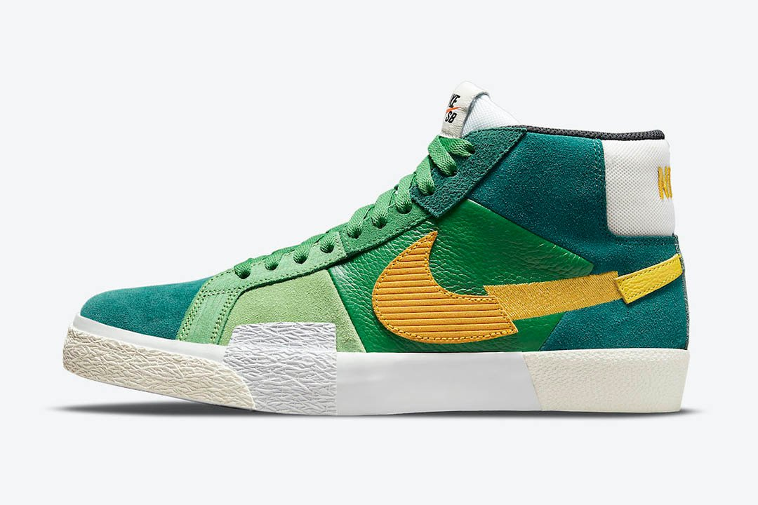 Nike SB Blazer Mid Mosaic DA8854 300 00