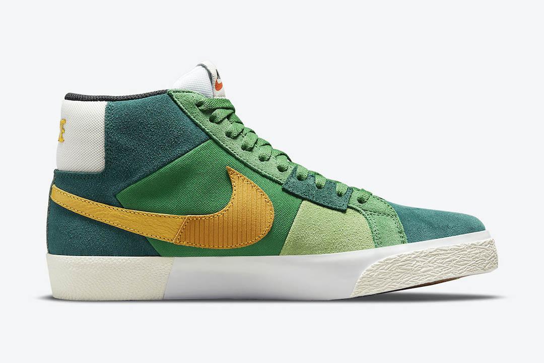 Nike SB Blazer Mid Mosaic DA8854 300 02