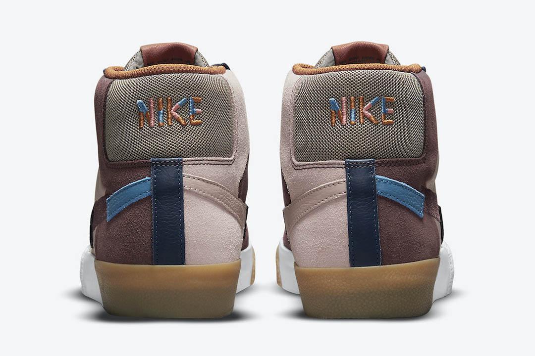 Nike SB Blazer Mid Mosaic DA8854 600 04