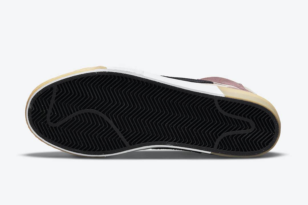 Nike SB Blazer Mid Mosaic DA8854 600 05