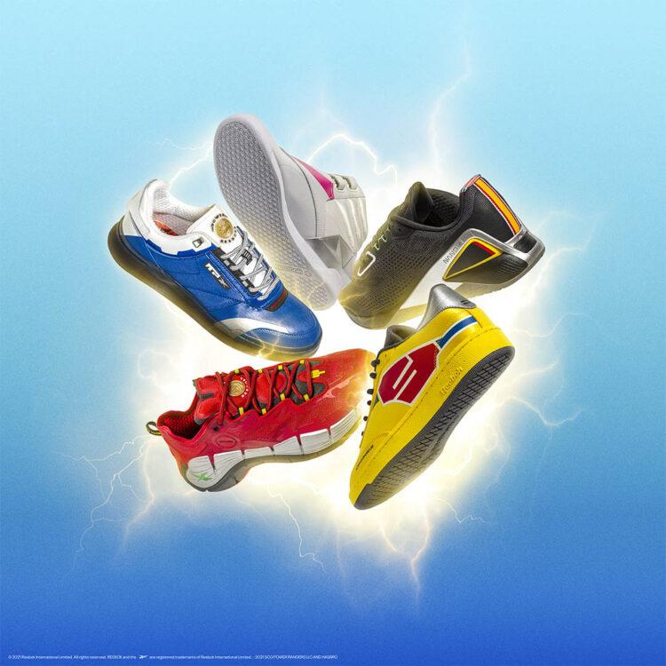 Power Rangers x PUMA Collection