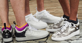 UNDERCOVER x Nike Air Force 1 Low