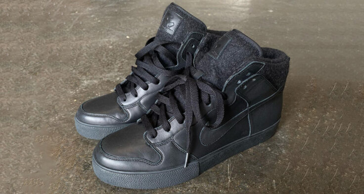 ACRONYM X Nike BLUNK Sample