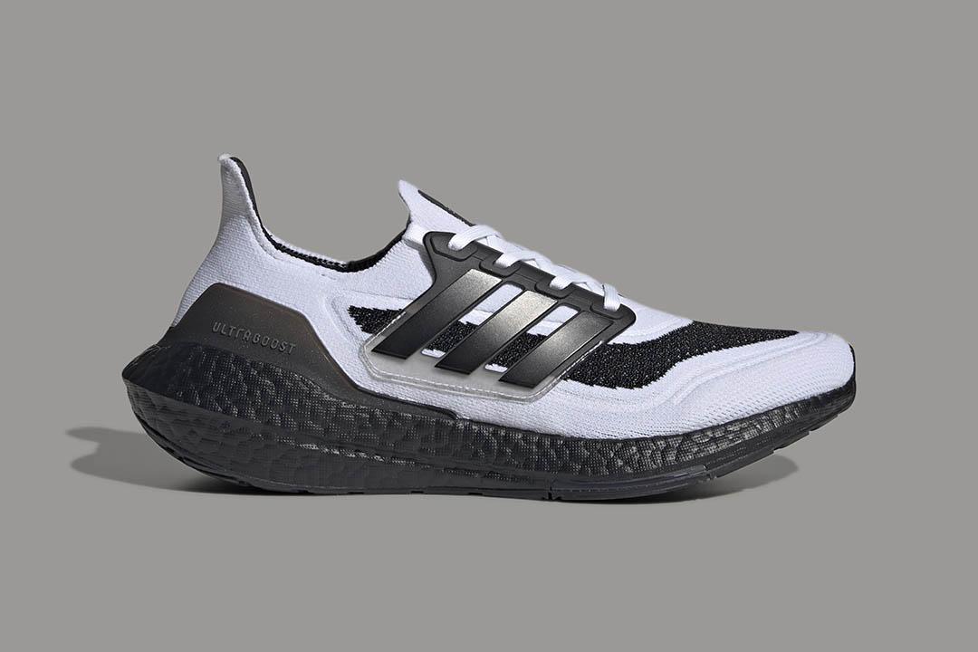 "adidas UltraBOOST 21 ""Oreo"" S23708"
