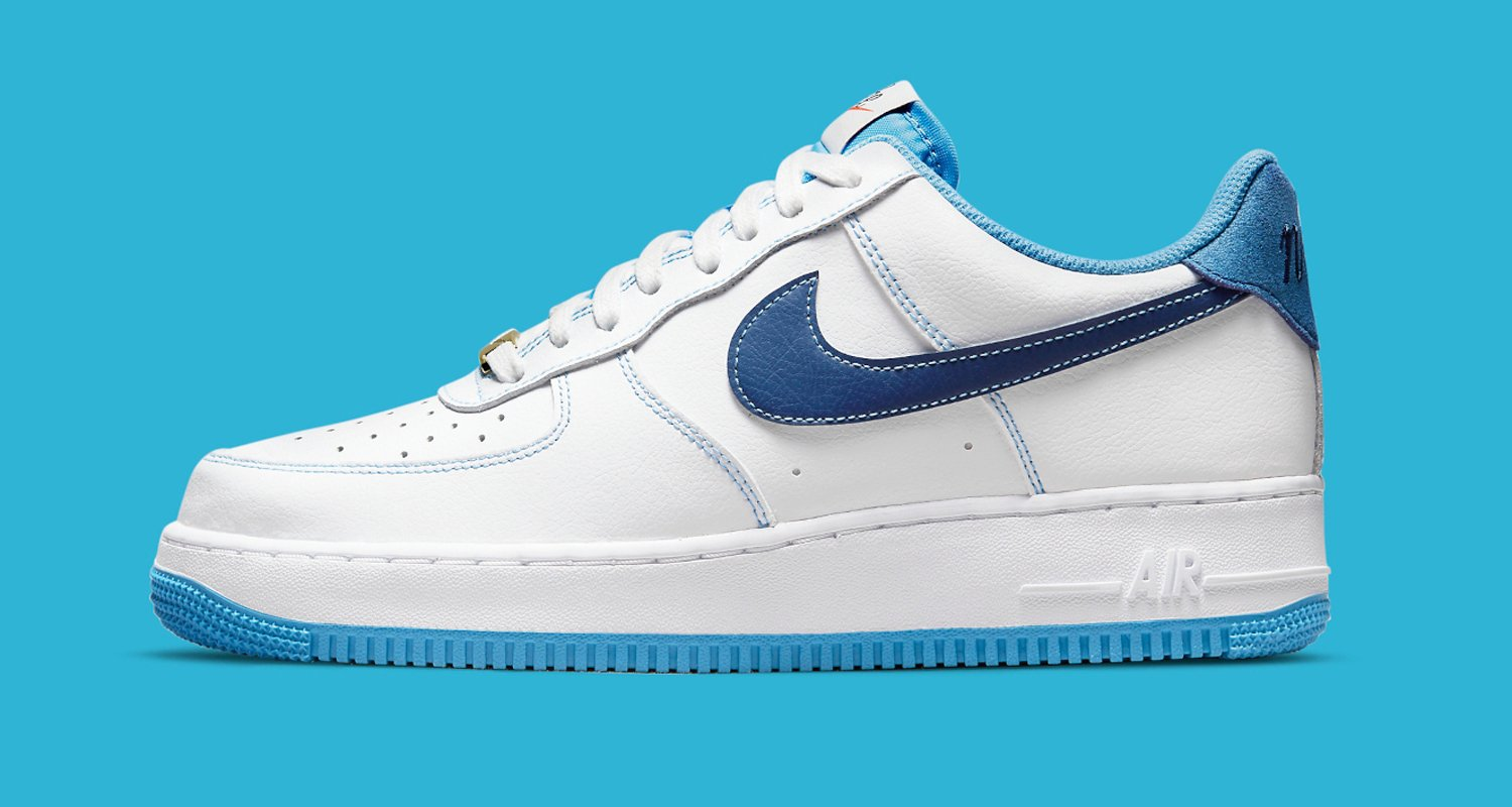 """Nike Air Force 1 Low """"First Use"""" Release Date   Nice Kicks"""