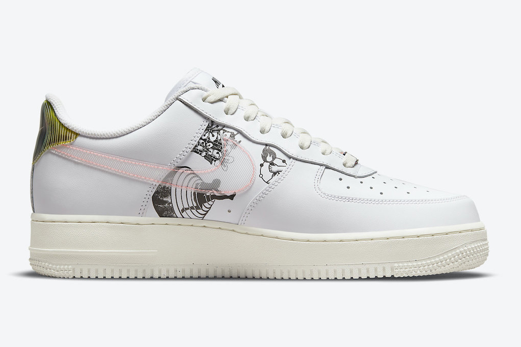 """Nike Air Force 1 Low """"The Great Unity"""" DM5447-111"""