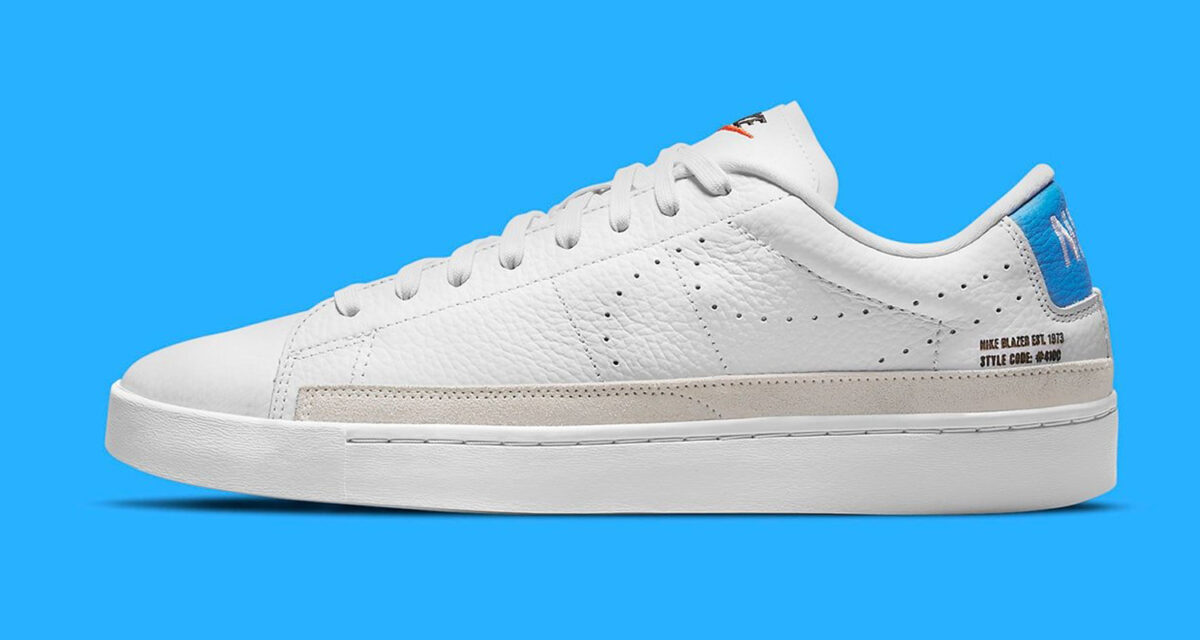 Nike Blazer Low X DN6995-101