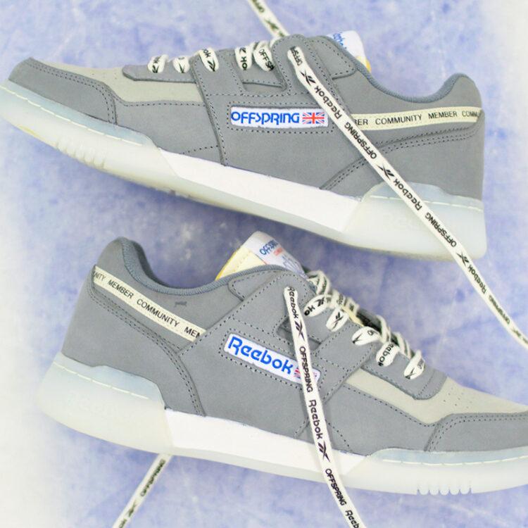 Offspring x Reebok Workout Plus Ice