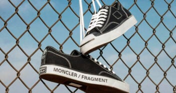 Fragment Design x Moncler x Converse Jack Purcell