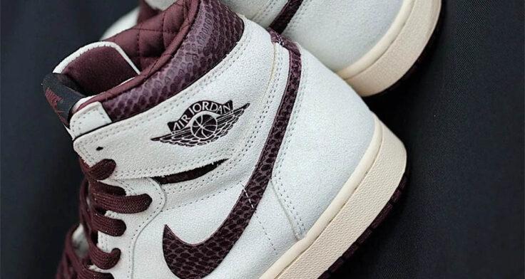 """A Ma Maniere x Air Jordan 1 """"Airness"""""""