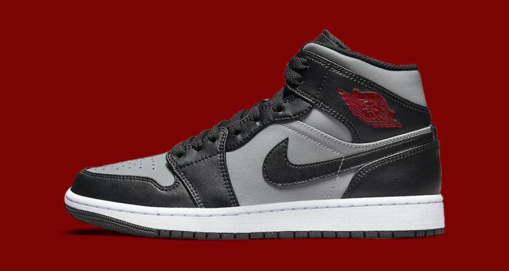 Air Jordan 1 Mid 554724-096