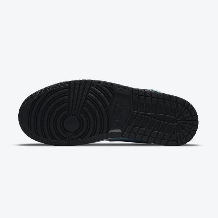 "Air Jordan 1 Mid ""Teal Tint"" BQ6472-300"