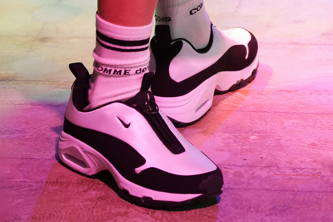 CdG Homme Plus Nike Air Sunder Max Lead