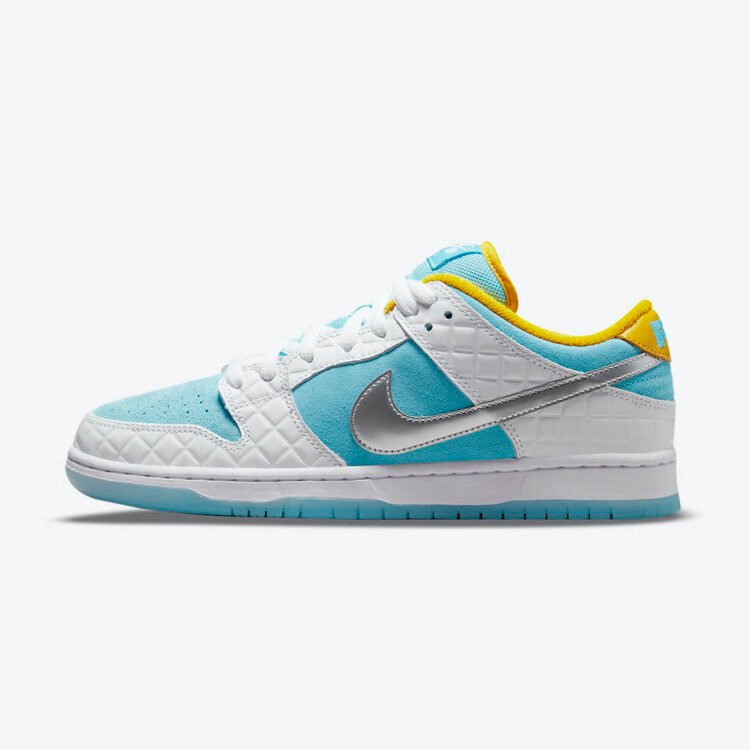 FTC x Nike SB Dunk Low DH7687-400