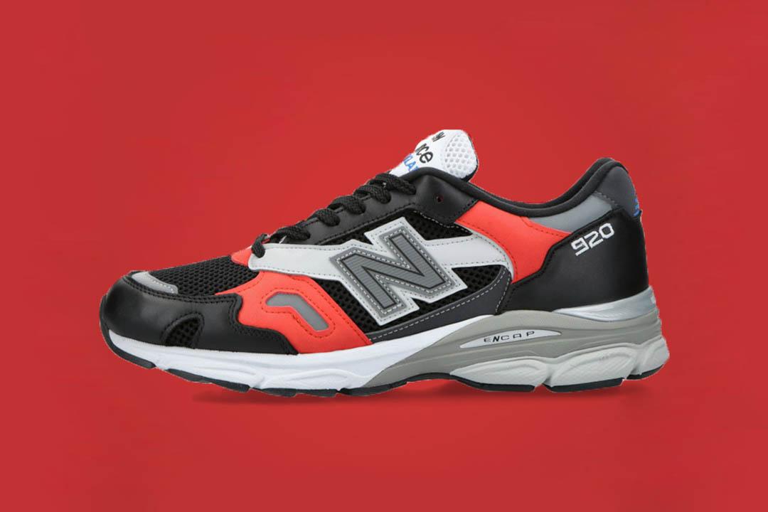 "New Balance 920 ""Black/Red"" M920SKR"