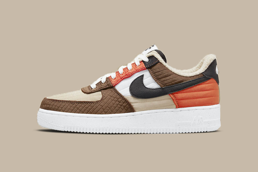 """Nike Air Force 1 Low LXX """"Toasty"""" DH0775-200"""
