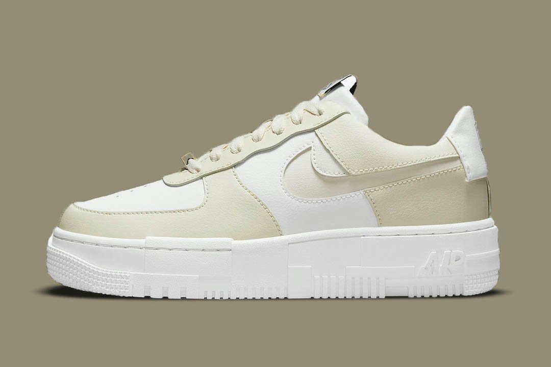 """Nike Air Force 1 Pixel """"Cashmere"""" CK6649-702"""
