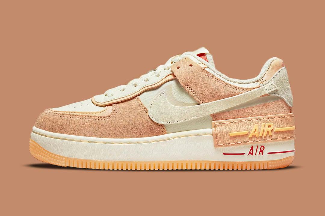 """Nike Air Force 1 Shadow """"Sisterhood"""" DM8157-700"""