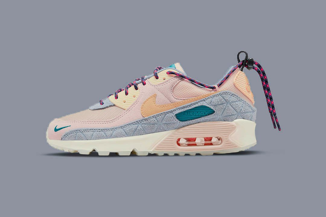 """Nike Air Max 90 SE """"Fossil Stone"""" Release Date 