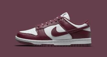 """Nike Dunk Low """"Bordeaux"""" DD1503-108"""