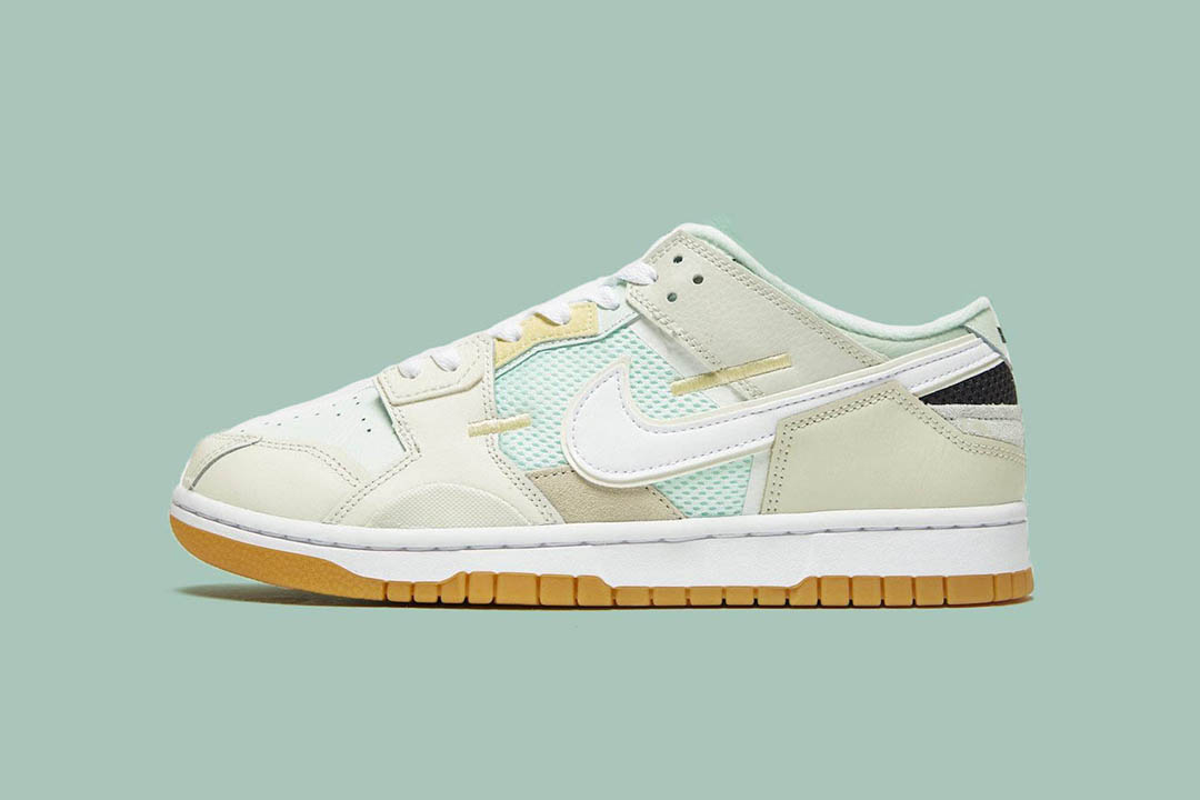 "Nike Dunk Low Scrap ""Sea Glass"""