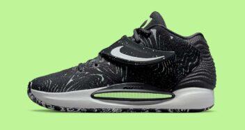Nike KD 14 Black Volt CW3935 005 Lead 352x187