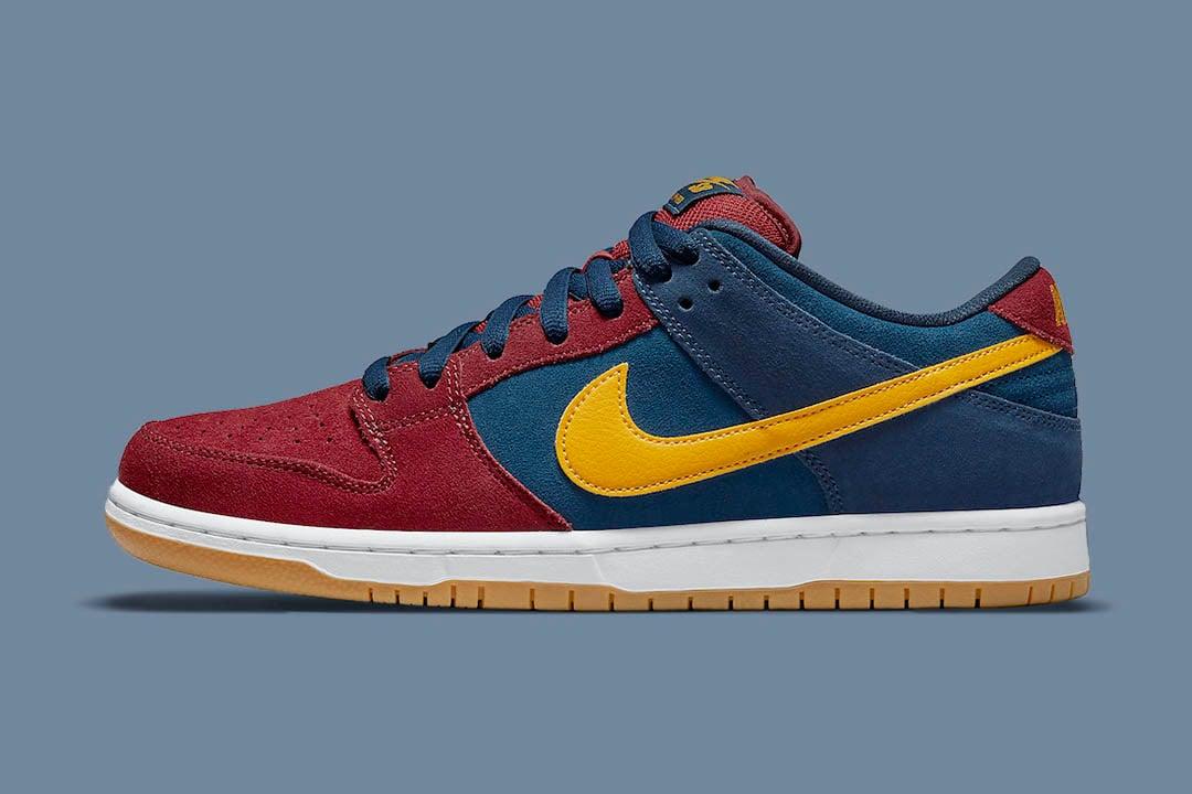 "Nike SB Dunk Low ""Barcelona"" DJ0606-400"