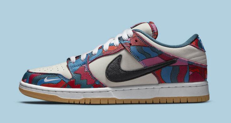 Parra x Nike SB Dunk Low DH7695-600