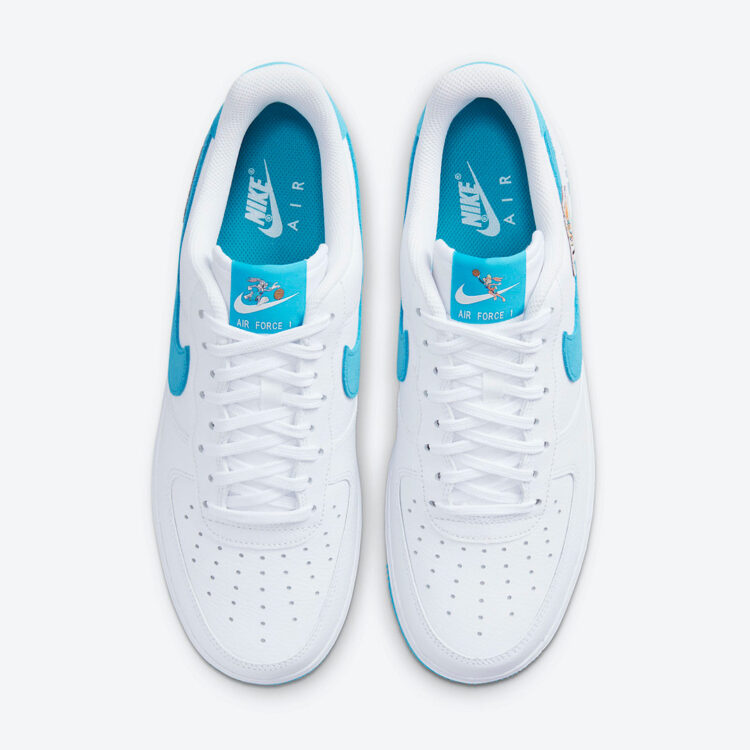 Space Jam Nike Air Force 1 Low Toon Squad DJ7998 100 04 750x750