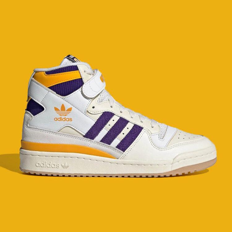 "adidas Forum '84 High ""Lakers"" GX9054"