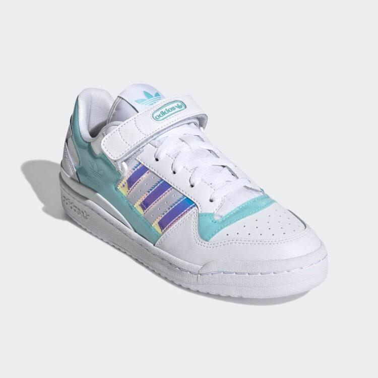 "adidas Forum Low ""Pulse Aqua"" GX3398"
