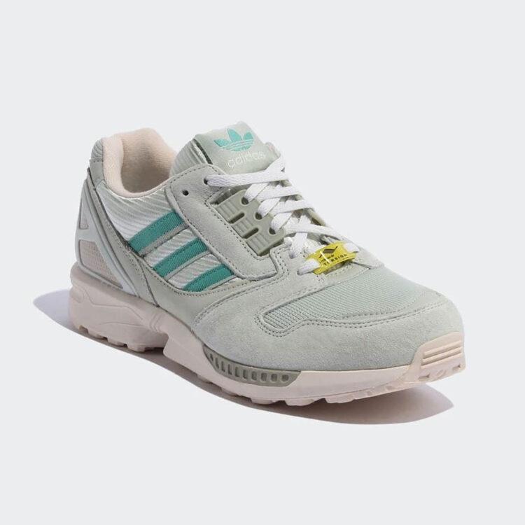 """adidas ZX 8000 """"Linen Green"""" H02110"""