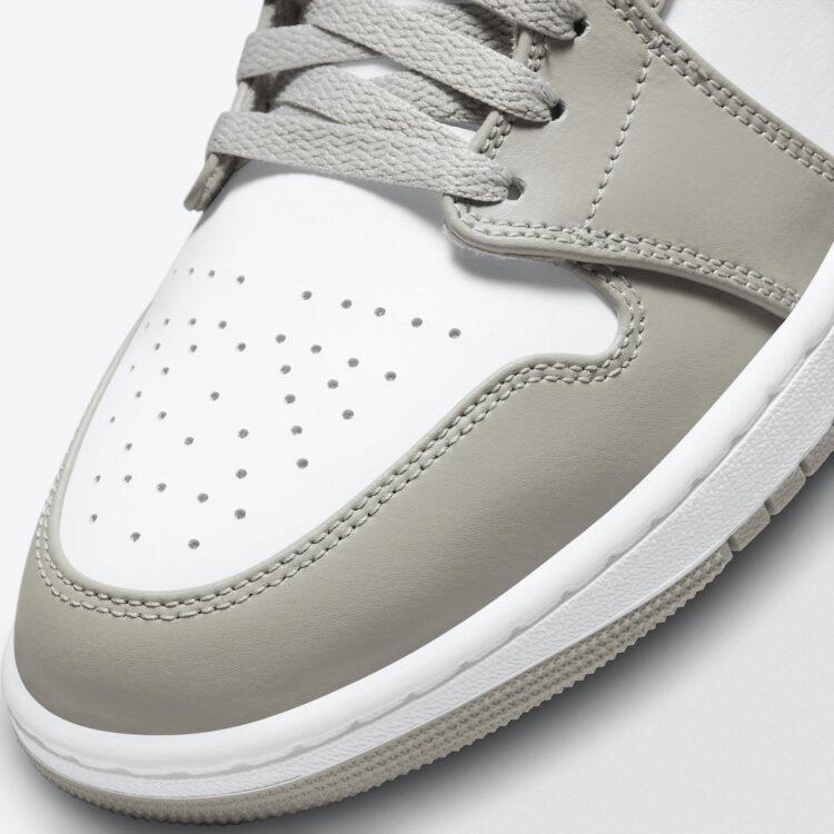 """Air Jordan 1 Mid """"Linen"""" 554724-082"""