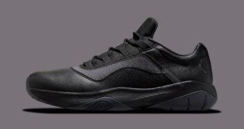 """Air Jordan 11 CMFT Low """"Triple Black"""" CW0784-003"""