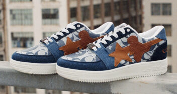 Coach x A BATHING APE Ready-To-Wear Collection