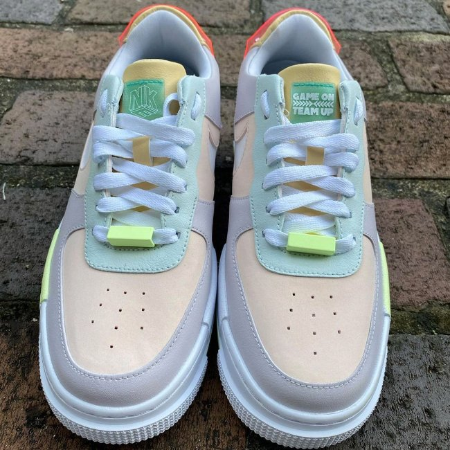"""LPL x Nike Air Force 1 Pixel """"Have A Good Game"""""""