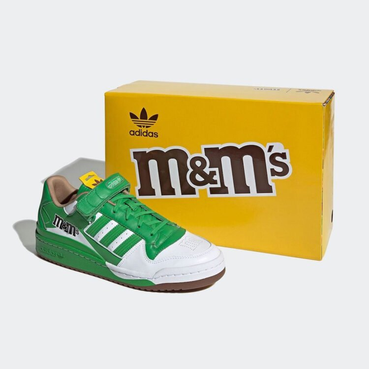 M&M's x adidas Forum Low GY6314